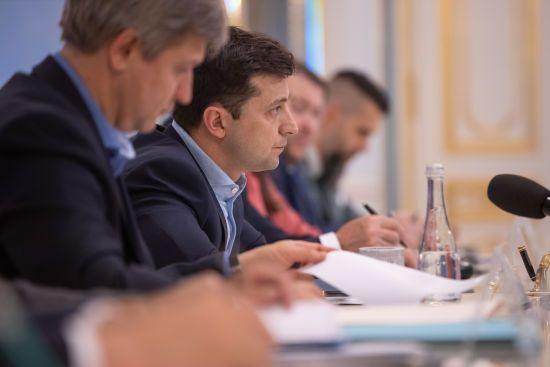 Зеленський призначив двох тимчасових очільників ОДА