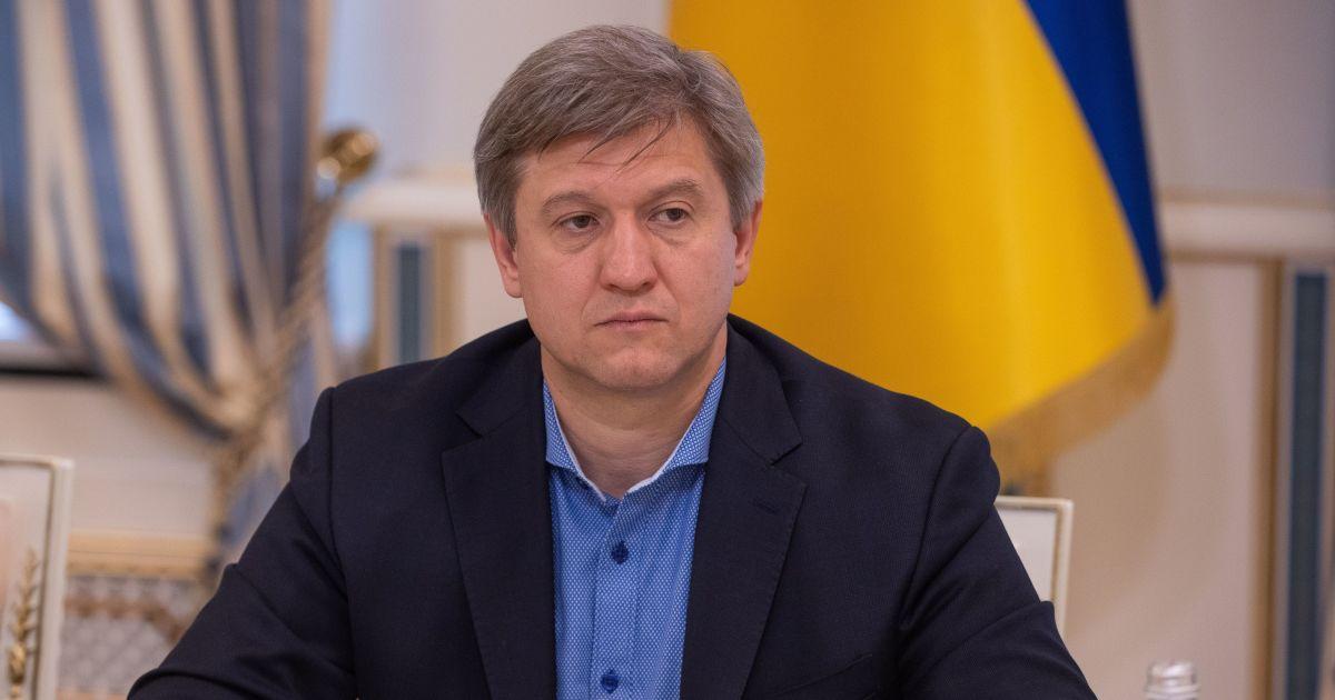"""Национализация """"Приватбанка"""" была правильным решением - Данилюк"""