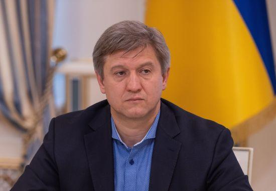 Данилюк очолив Національний координаційний центр кібербезпеки