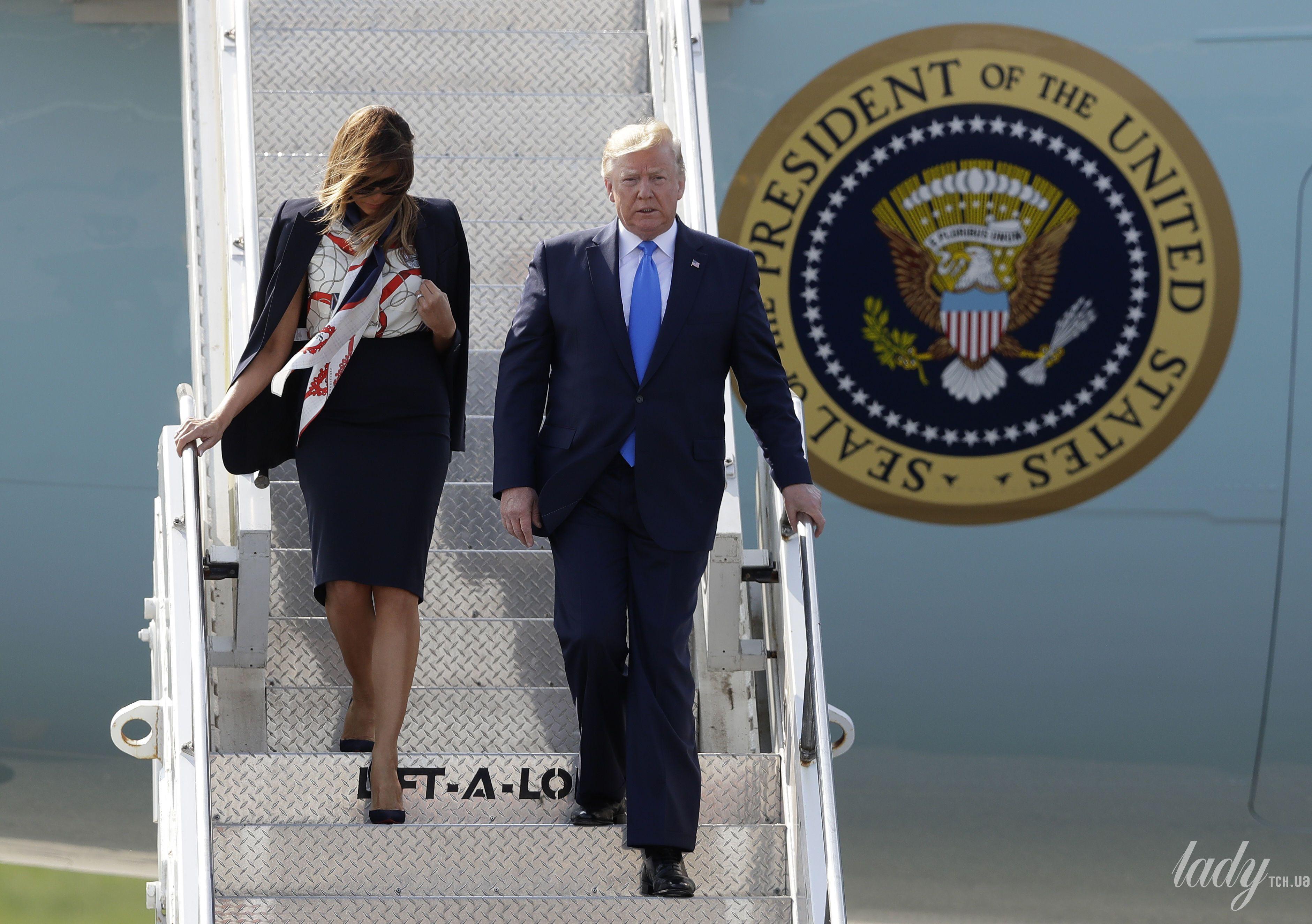 Мелания Трамп_1