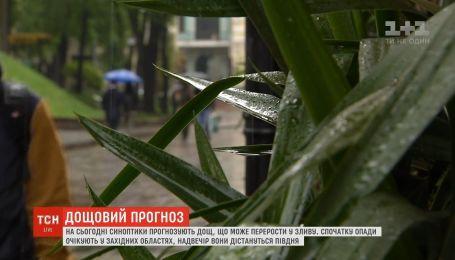 Украину накроет новая волна непогоды