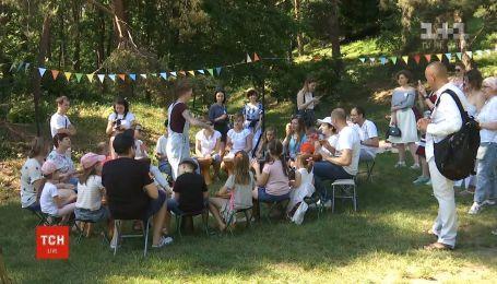 Пикник тех, кто победил рак. Украина впервые присоединилась к Cancer Survivors Day