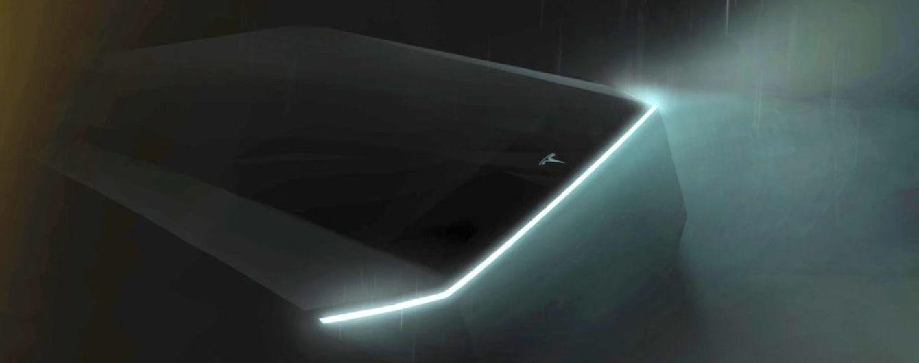 Илон Маск назвал дату презентации пикапа Tesla