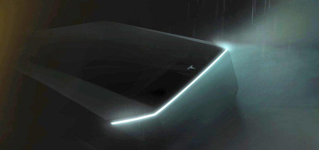 пікап Tesla Pickup