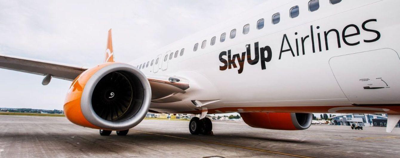 В сентябре SkyUp Airlines запустит рейсы из Киева в Стамбул