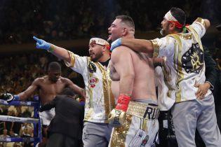 Руїс після сенсаційної перемоги над Джошуа злетів на вершину найкращих надважковаговиків планети
