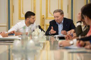 """Зеленского будут уговаривать уступить Путину: Кучма обеспокоен встречей в """"нормандском формате"""""""