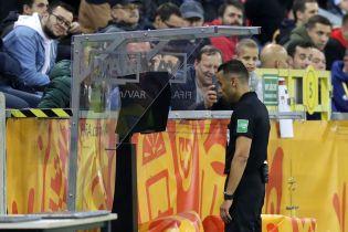 УЕФА утвердил использование видеоповторов в финальной стадии Лиги наций, это историческое событие