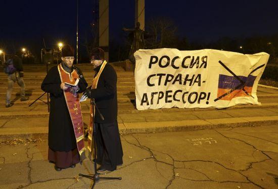Комітет ПА ОБСЄ закликав Росію вивести війська з України та повернути Крим