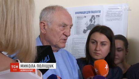 Половину черепа удалили ребенку, которого подстрелили полицейские в Киевской области