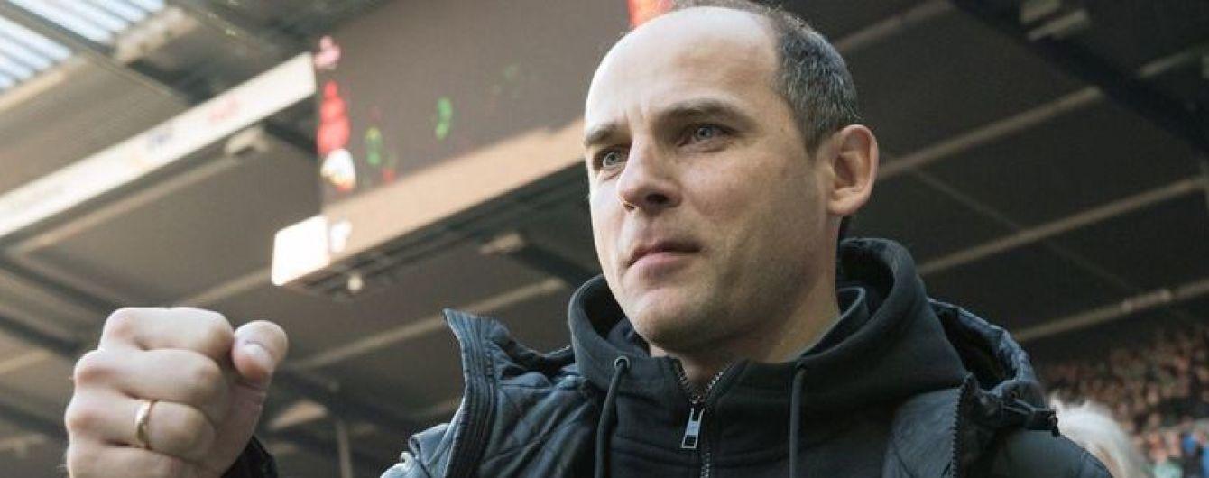 """""""Заря"""" нашла замену Вернидубу, этот тренер работал в Бундеслиге"""