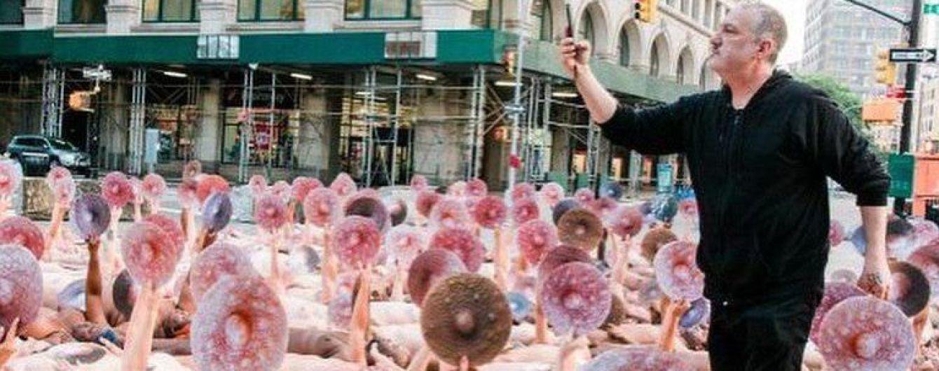 """На улицы Нью-Йорка вышли десятки обнаженных женщин за """"свободу"""" сосков в Сети"""