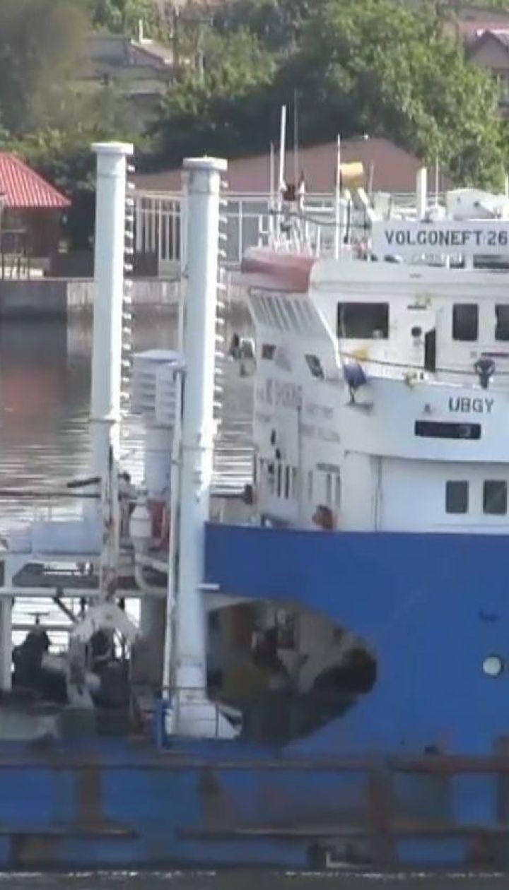 После посещения аннексированного Крыма в Украину беспрепятственно входят корабли