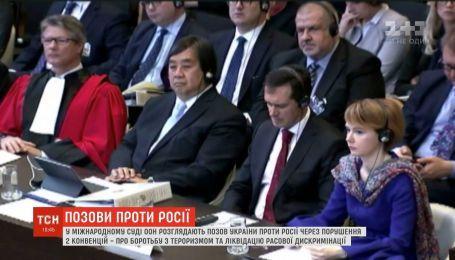 Позиция России в Международном суде ООН манипулятивная - Зеркаль