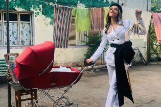 Катя Осадчая прокомментировала слухи о своей третьей беременности