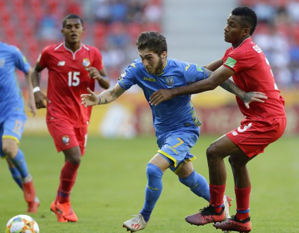 Україна - Панама, Чемпіонат світу