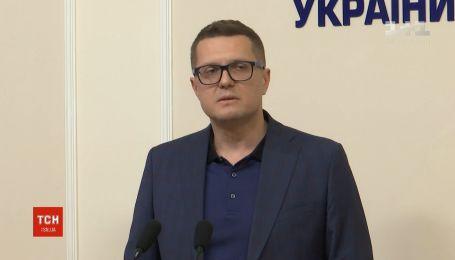 Временный глава СБУ Баканов анонсирует кадровые увольнения старых заместителей