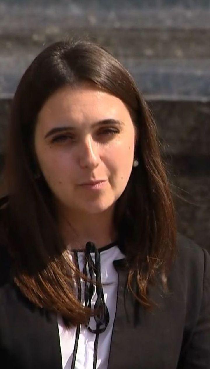 Юлия Мендель победила в конкурсе на должность пресс-секретаря президента Украины