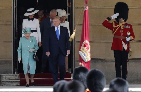 Друга спроба: на тлі суспільного невдоволення Дональд Трамп здійснив державний візит до Британії