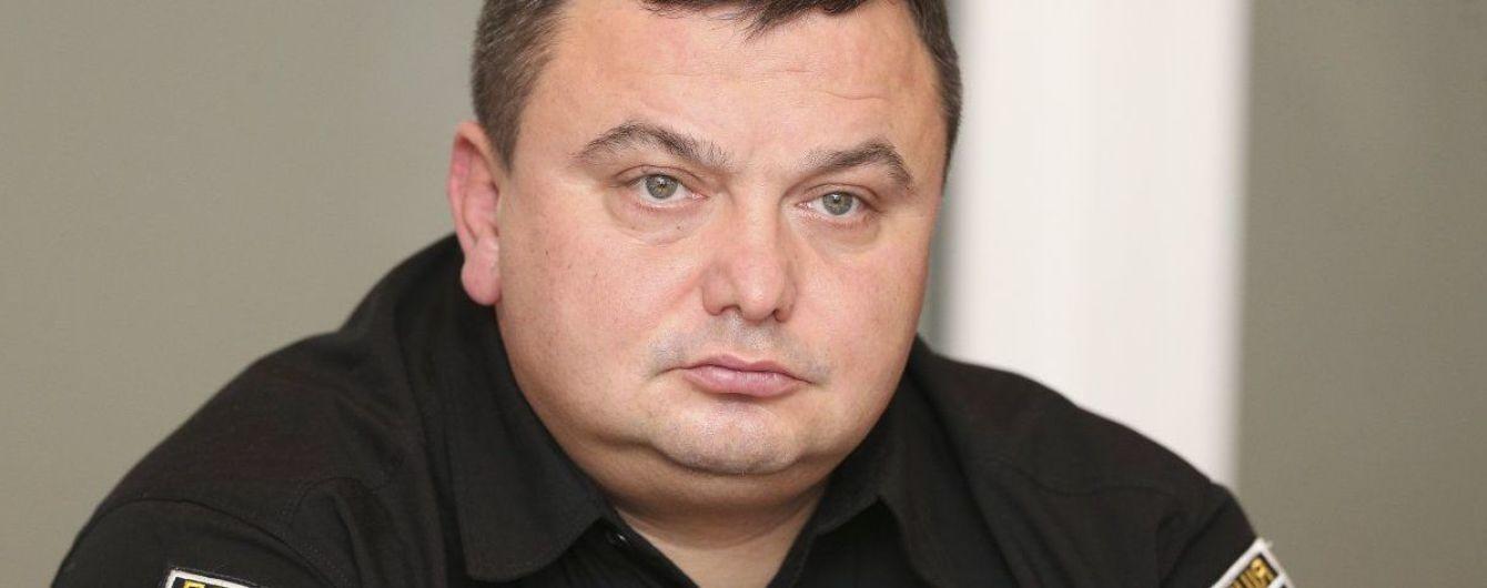 Керівник поліції Київщини подав у відставку через смерть 5-річної дитини