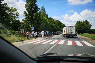 На Ивано-Франковщине в столкновении двух легковушек погибли двое людей