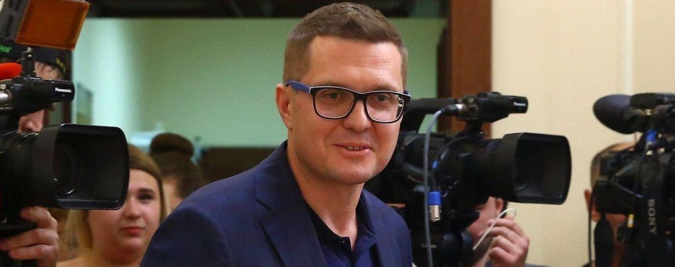 """""""Такого звонка не было"""". Баканов заверил, что Зеленский не говорил с ним насчет """"черта"""" Годунка"""
