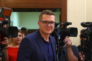 """""""Такого дзвінка не було"""". Баканов запевнив, що Зеленський не говорив з ним щодо """"чорта"""" Годунка"""
