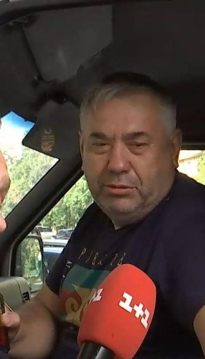 """Знают ли столичные водители правила дорожного движения - эксперимент """"Сніданку"""""""
