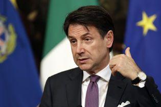 Премьер Италии пригрозил отставкой из-за споров в коалиции