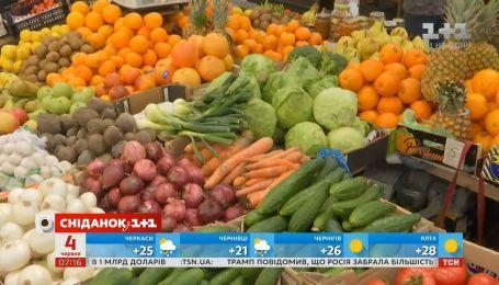 Ціни на молоду капусту різко впали – економічні новини