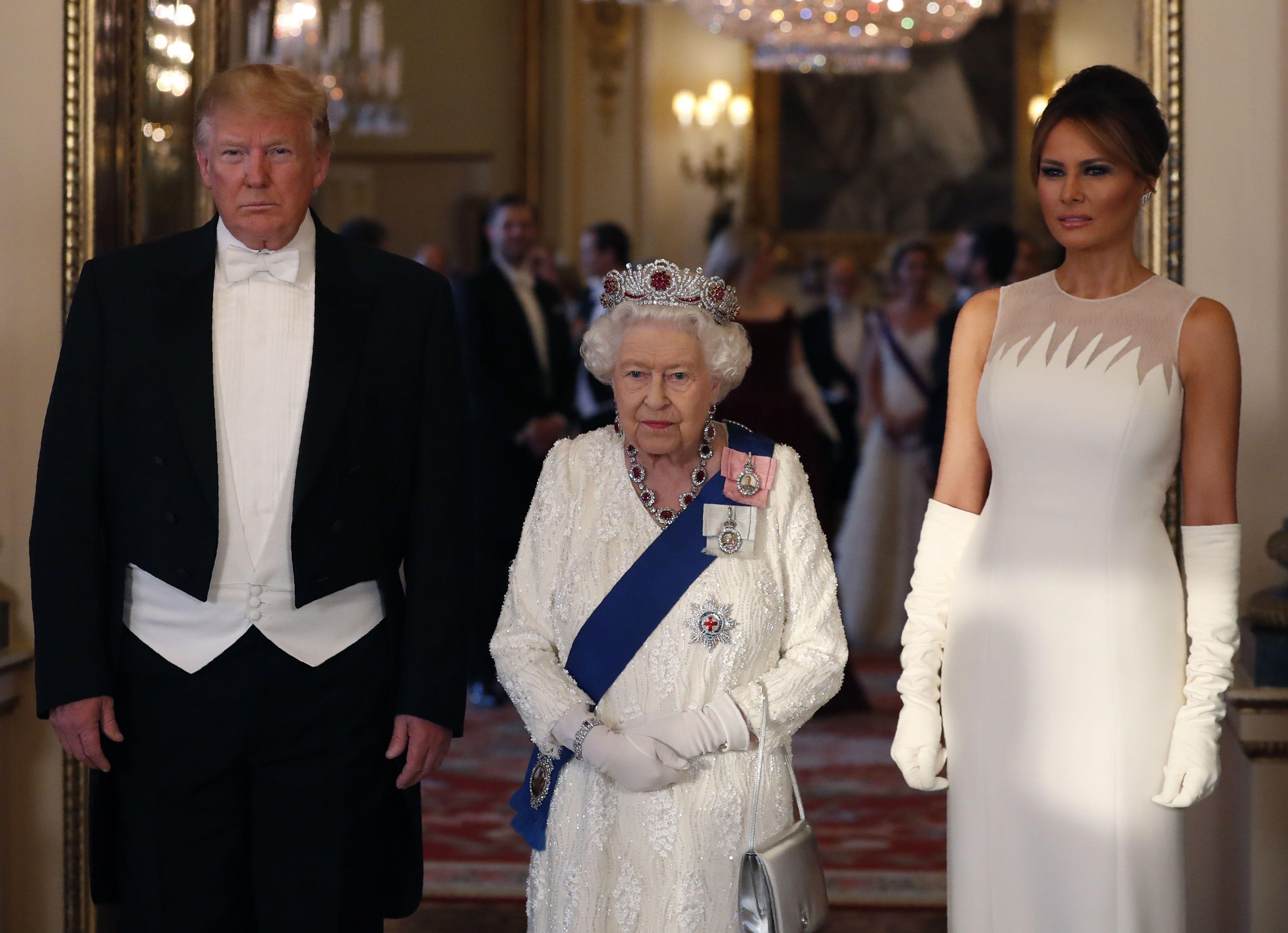 Кейт Міддлтон, королева, трамп_1