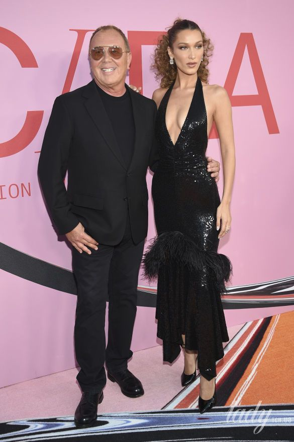 Звезды на CFDA Fashion Awards_6