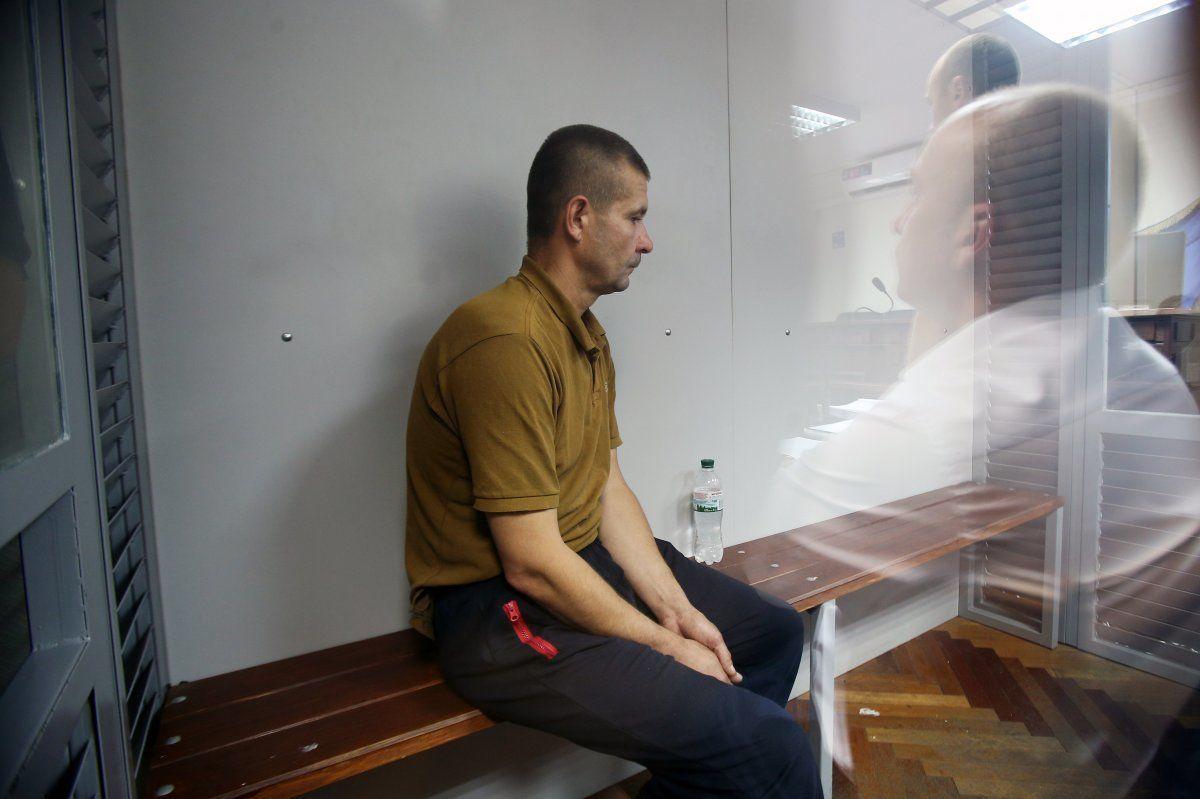 Поліцейські, підозрювані у вбивстві хлопчика, Володимир Петровець, суд_2