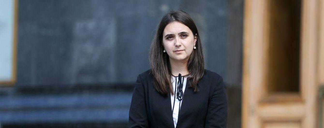 Офис президента отказался комментировать Генпрокуратуре высказывания пресс-секретаря Мендель в телеэфире