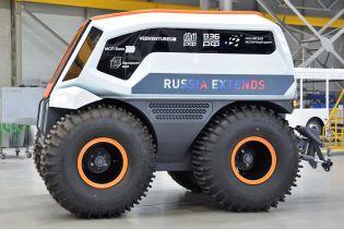 В России создали беспилотный вездеход Volgabus