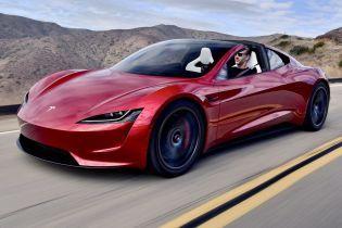 В Tesla Roadster внедрят ракетные технологии SpaceX