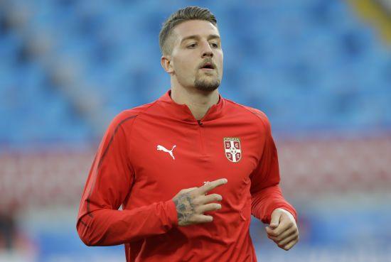 Найдорожчий футболіст збірної Сербії не зіграє в матчі проти України