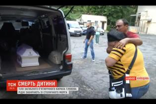 Убийство ребенка в Переяславе: тело мальчика забрали из морга