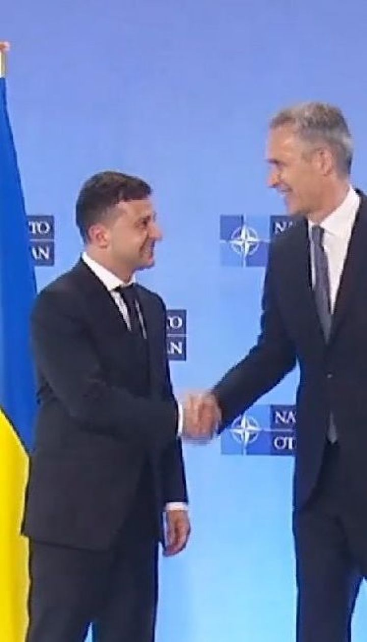 Вступление в ЕС и НАТО остается неизменным приоритетом – Зеленский