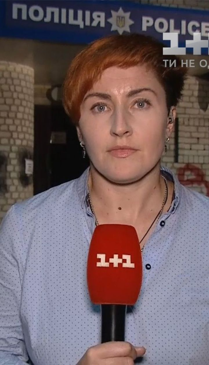 Активисты в Переяславе-Хмельницком требовали наказать виновников гибели 5-летнего мальчика