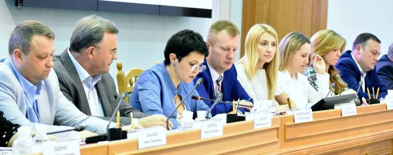 ЦИК официально признала избранными еще семь нардепов
