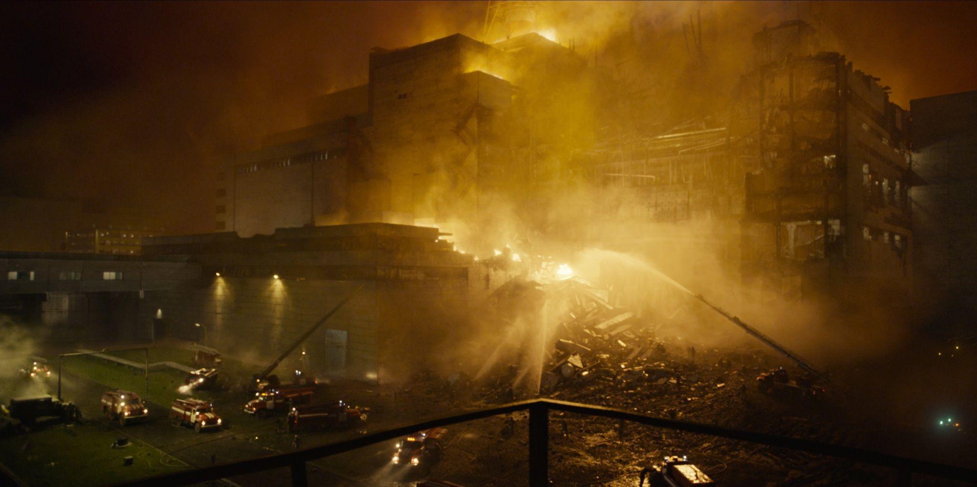 """Телеканал """"1+1"""" покаже серіал """"Чорнобиль"""" від HBO"""