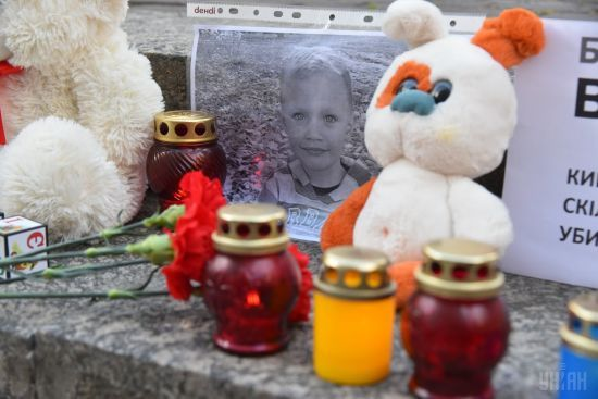 Вбивство 5-річного Кирила Тлявова: досі нікому не оголошено про підозру