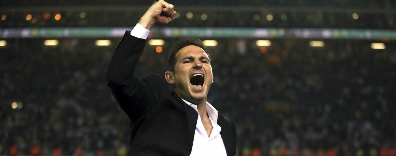 """Клуб Чемпіоншипу готовий відпустити Лемпарда до """"Челсі"""" майже за п'ять мільйонів євро"""