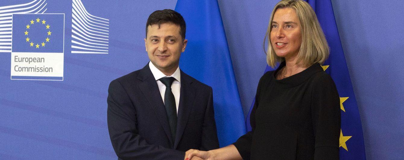 Зеленский в Брюсселе. Первый визит прошел на фоне скандальных заявлений в Минске и обострении на Донбассе