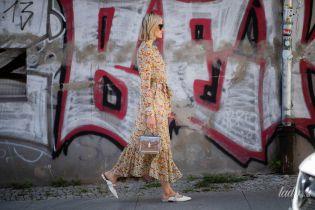 Длинное платье: актуальные модели