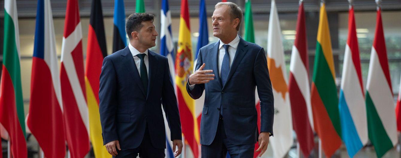 ЕС останется лучшим другом и союзником Украины: Зеленский и Туск подвели итоги переговоров в Брюсселе
