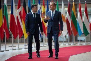 Дзвінки тривають. Зеленський переговорив із Туском щодо неповернення Росії до G7