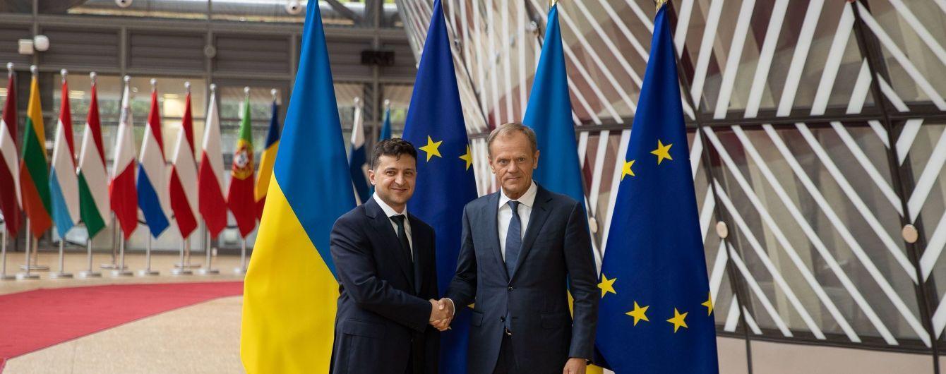 Євросоюзу потрібна Україна. Зеленський та Туск домовилися про співпрацю