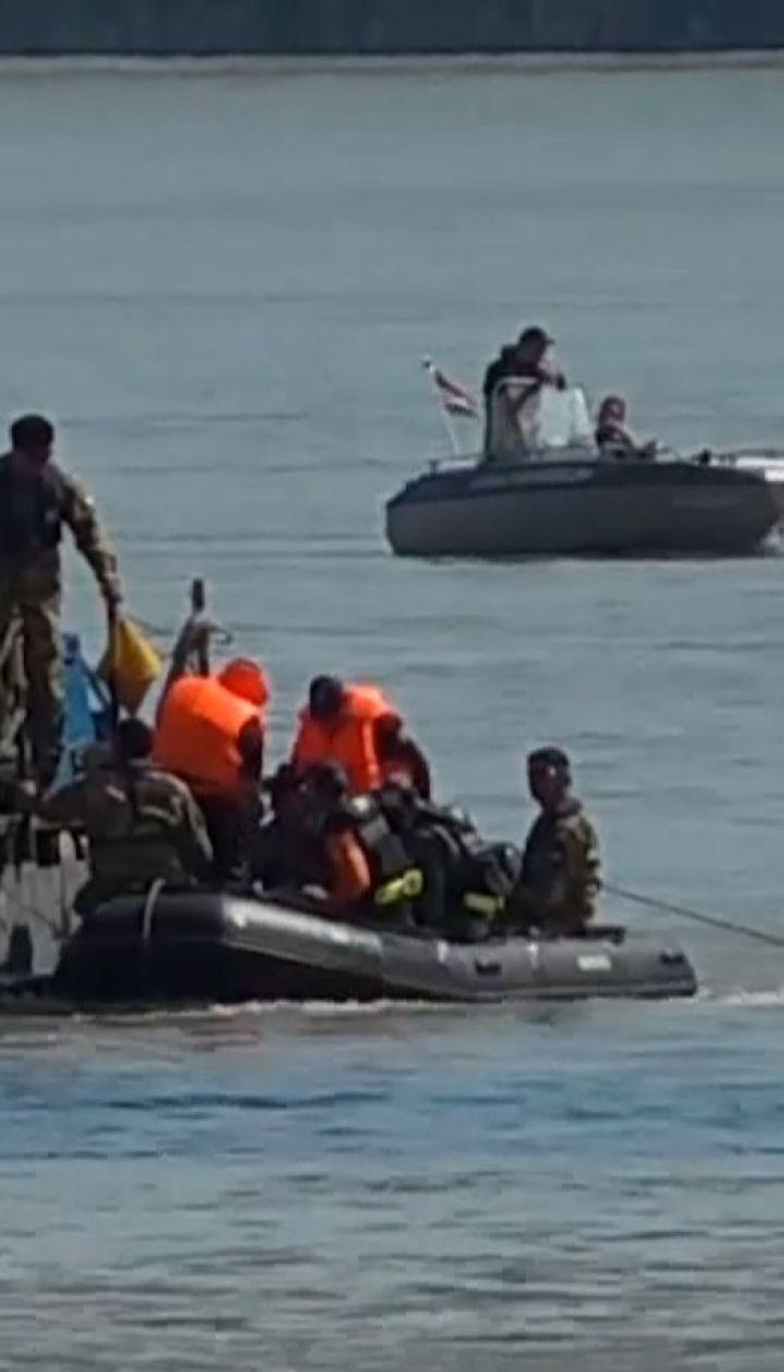 Затонувший в Будапеште катер: число погибших возросло до 12